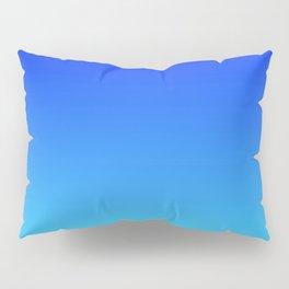 Caribbean Water Gradient Pillow Sham