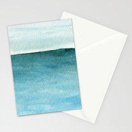 Calm sea 1985 Stationery Cards