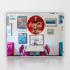Diner Route 66 Laptop & iPad Skin