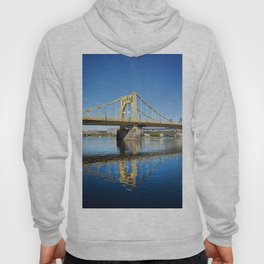 Sixth Street Bridge- Pittsburgh, Pennsylvania Hoody