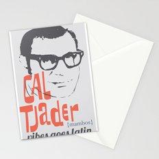 CAL TJADER Stationery Cards
