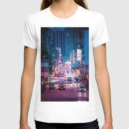 Night of Kowloon T-shirt