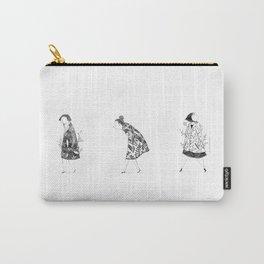 Señoras de Libreta / Ladys Carry-All Pouch