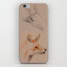 my wolf iPhone & iPod Skin