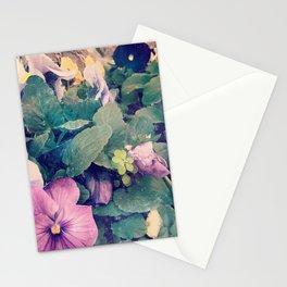 Photo Flower Stationery Cards