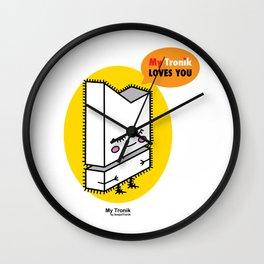 My Tronik Wall Clock