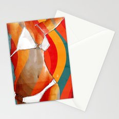 The Girl From Ipanema Stationery Cards