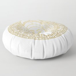 Nefertiti Mandala – Egypt Floor Pillow