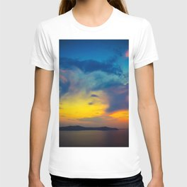 My sunset T-shirt