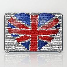 The Union Flag ~ Love iPad Case