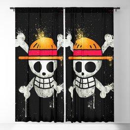 Roronoa Zoro Blackout Curtain