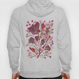 Ruffled Blooms Hoody