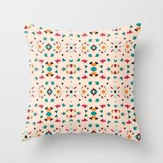Kaleidoscope Number 2 Throw Pillow