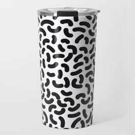 black worms Travel Mug