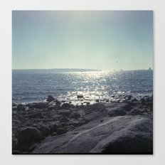 Beach Times Canvas Print