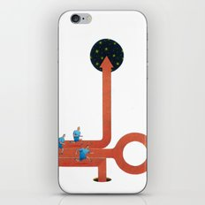 Race iPhone & iPod Skin