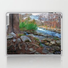The Guadalupe River Laptop & iPad Skin