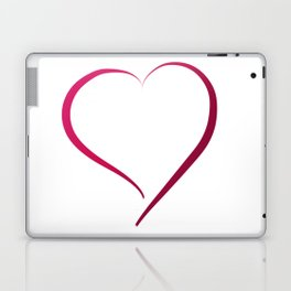 Heart in Style by LH Laptop & iPad Skin