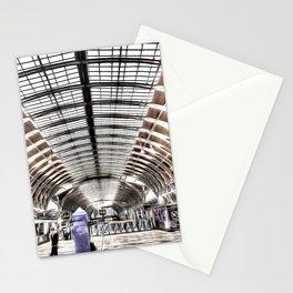 Paddington Station London Art Stationery Cards