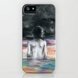 Verso l'infinito iPhone Case