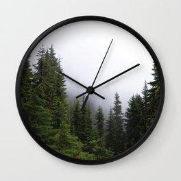 Simplify, simplify Wall Clock