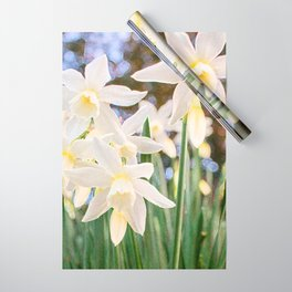Kiss of Spring Wrapping Paper