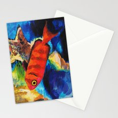 Fish 5 Series 1 Stationery Cards