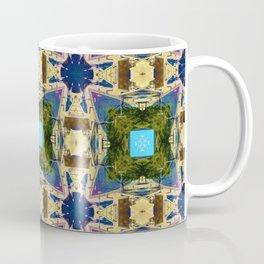 Kaleido Down the Steps Coffee Mug