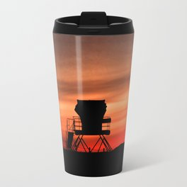 Tower 22 Sunset Travel Mug