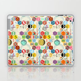 Math in color (little) Laptop & iPad Skin