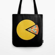 Pizza-Man Tote Bag