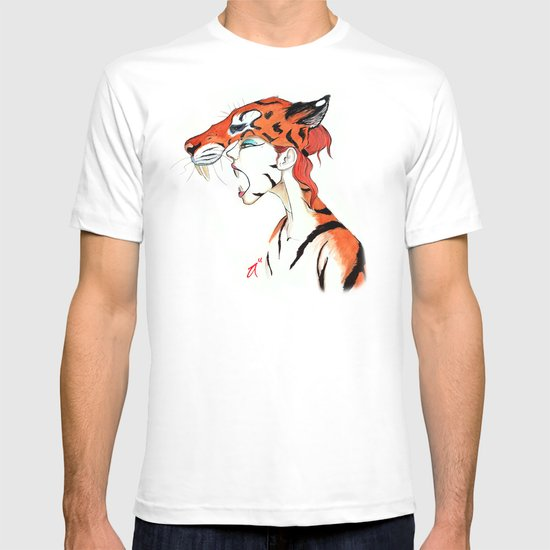 The Masquerade:  The Bengal T-shirt