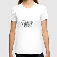 edgar allan poe T-shirts featuring Edgar Allan Poe by Andreas Derebucha