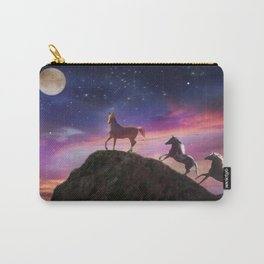 Moon struck Carry-All Pouch