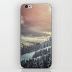 Off Piste iPhone & iPod Skin