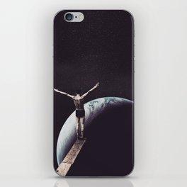 Zero Gravity iPhone Skin