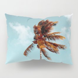 Dominican Republic Palm Beach Pillow Sham