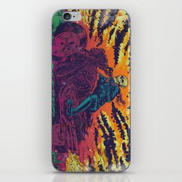 DOOM RIDER iPhone Skin