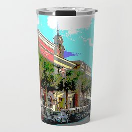 Locals Only-The Villages, Florida Travel Mug
