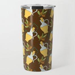Oil olive Travel Mug