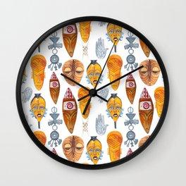 Wild Africa #2 Wall Clock