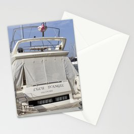 Prestige 550 Powerboat Stationery Cards