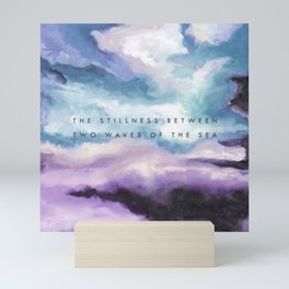 Stillness Mini Art Print