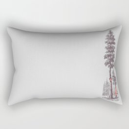 Granny's Hobby Rectangular Pillow