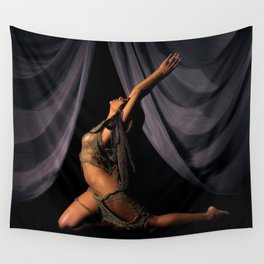 Finali  - Art Nude Wall Tapestry