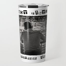 DO NOT DISTURB - Coffee Time Travel Mug