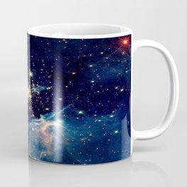 Nebula & Stars Coffee Mug