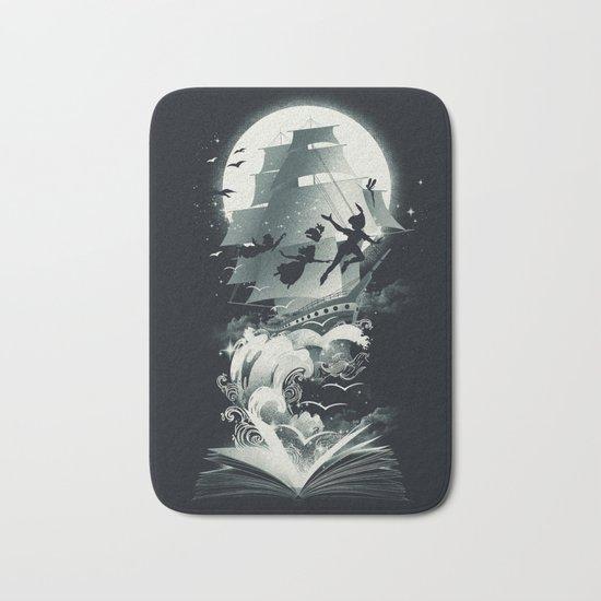 Book of Dreams and Adventures Bath Mat