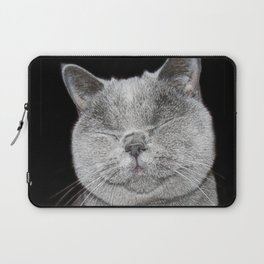 Cat Paparazzi Laptop Sleeve