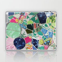 Tiling with pattern 6 Laptop & iPad Skin